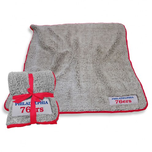 Philadelphia 76ers Frosty Fleece Blanket