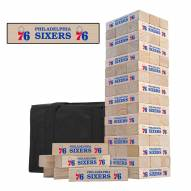 Philadelphia 76ers Gameday Tumble Tower