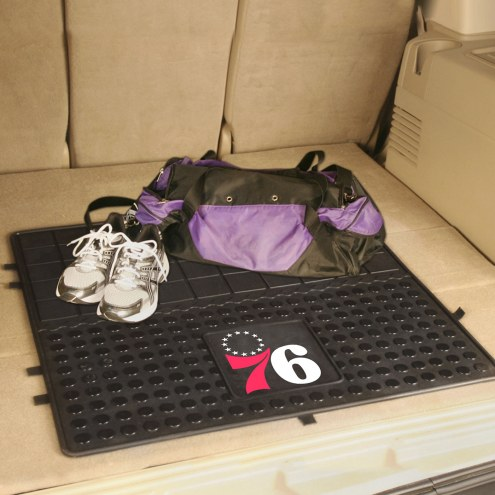 Philadelphia 76ers Heavy Duty Vinyl Cargo Mat