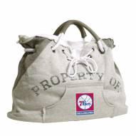 Philadelphia 76ers Hoodie Tote Bag