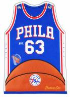 Philadelphia 76ers Jersey Traditions Banner