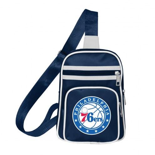 Philadelphia 76ers Mini Cross Sling Bag