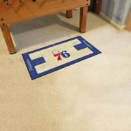 Philadelphia 76ers NBA Court Runner Rug