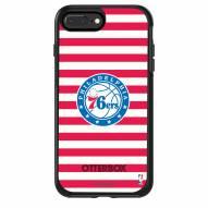 Philadelphia 76ers OtterBox iPhone 8/7 Symmetry Stripes Case