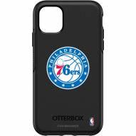 Philadelphia 76ers OtterBox Symmetry iPhone Case