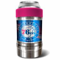 Philadelphia 76ers Pink 12 oz. Locker Vacuum Insulated Can Holder