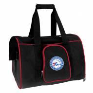 Philadelphia 76ers Premium Pet Carrier Bag