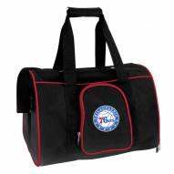 Philadelphia 76ers Premium Pet Carrier Bag