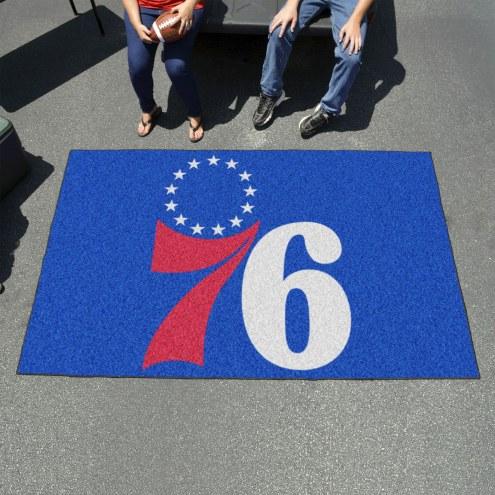 Philadelphia 76ers Ulti-Mat Area Rug