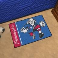 Philadelphia 76ers Uniform Inspired Starter Rug