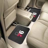 Philadelphia 76ers Vinyl 2-Piece Rear Floor Mats