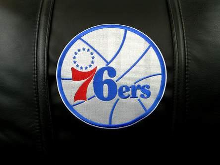 Philadelphia 76ers XZipit Furniture Panel