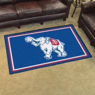 Philadelphia Athletics 4' x 6' Area Rug