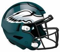 """Philadelphia Eagles 12"""" Helmet Sign"""