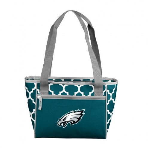 Philadelphia Eagles 16 Can Cooler Tote