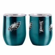 Philadelphia Eagles 16 oz. Gameday Stainless Curved Beverage Tumbler