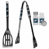 Philadelphia Eagles 2 Piece BBQ Set with Salt & Pepper Shakers