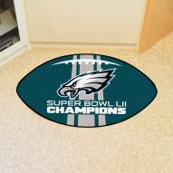 Philadelphia Eagles 2018 Super Bowl LII Champions Football Floor Mat