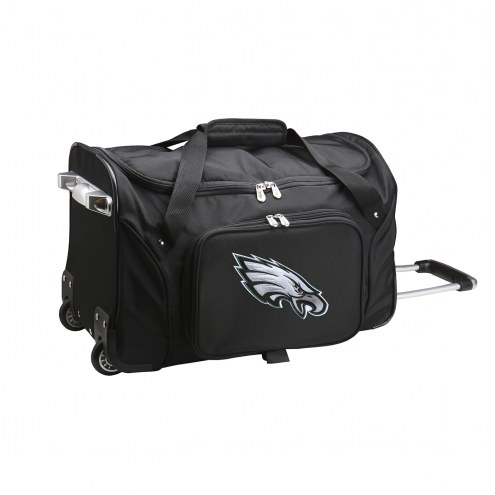 "Philadelphia Eagles 22"" Rolling Duffle Bag"