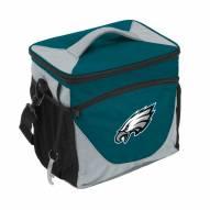 Philadelphia Eagles 24 Can Cooler