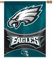 "Philadelphia Eagles 27"" x 37"" Banner"