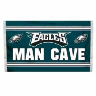 Philadelphia Eagles 3' x 5' Man Cave Flag
