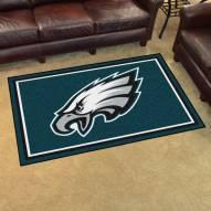 Philadelphia Eagles 4' x 6' Area Rug