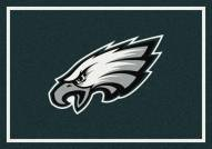 Philadelphia Eagles 4' x 6' NFL Team Spirit Area Rug