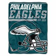 Philadelphia Eagles 40 Yard Dash Blanket