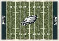 Philadelphia Eagles 6' x 8' NFL Home Field Area Rug