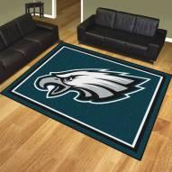 Philadelphia Eagles 8' x 10' Area Rug