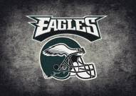 Philadelphia Eagles 8' x 11' NFL Distressed Area Rug