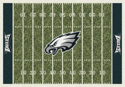 Philadelphia Eagles 8' x 11' NFL Home Field Area Rug