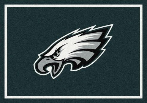Philadelphia Eagles 8' x 11' NFL Team Spirit Area Rug