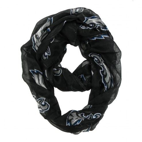 Philadelphia Eagles Alternate Sheer Infinity Scarf