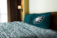 Philadelphia Eagles Anthem Twin Bed Sheets