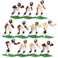 Philadelphia Eagles Away Uniform Action Figure Set