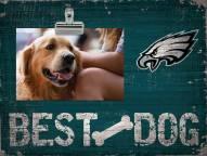 Philadelphia Eagles Best Dog Clip Frame