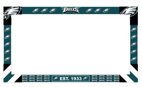 Philadelphia Eagles Big Game Monitor Frame