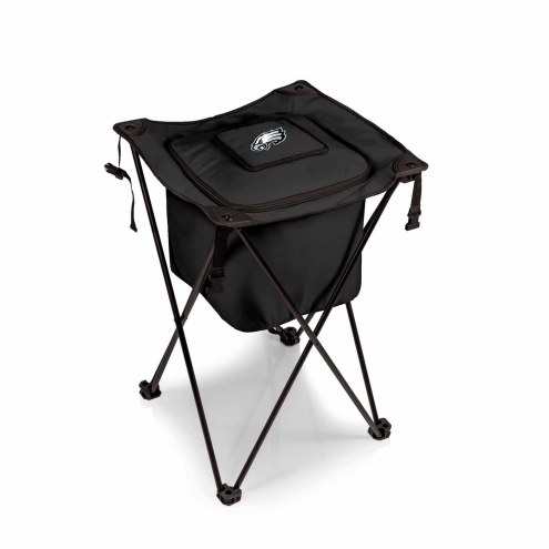Philadelphia Eagles Black Sidekick Portable Cooler