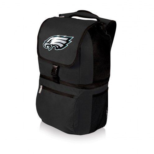 Philadelphia Eagles Black Zuma Cooler Backpack