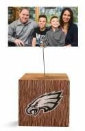 Philadelphia Eagles Block Spiral Photo Holder