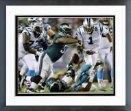 Philadelphia Eagles Brandon Graham Action Framed Photo