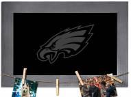 Philadelphia Eagles Chalkboard with Frame