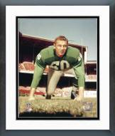 Philadelphia Eagles Chuck Bednarik Posed Framed Photo