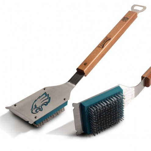 Philadelphia Eagles Classic Grill Brush