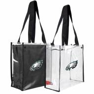 Philadelphia Eagles Convertible Clear Tote