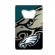 Philadelphia Eagles Credit Card Style Bottle Opener