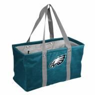 Philadelphia Eagles Crosshatch Picnic Caddy