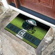 Philadelphia Eagles Crumb Rubber Door Mat